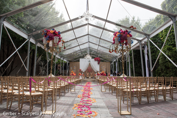 indian wedding ceremony,floral and decor,mandap,indian wedding ceremony venue