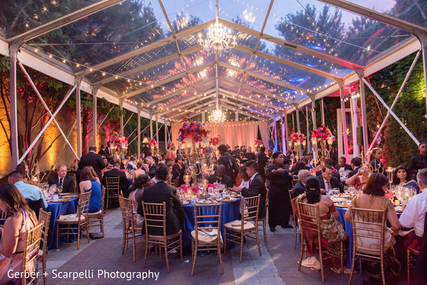floral and decor,lightning,indian wedding reception