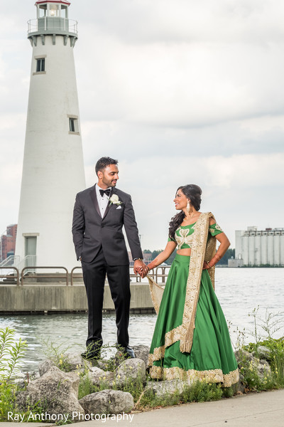 90f1e51c8d Detroit, Michigan Indian Wedding by Ray Anthony Photography | Post ...