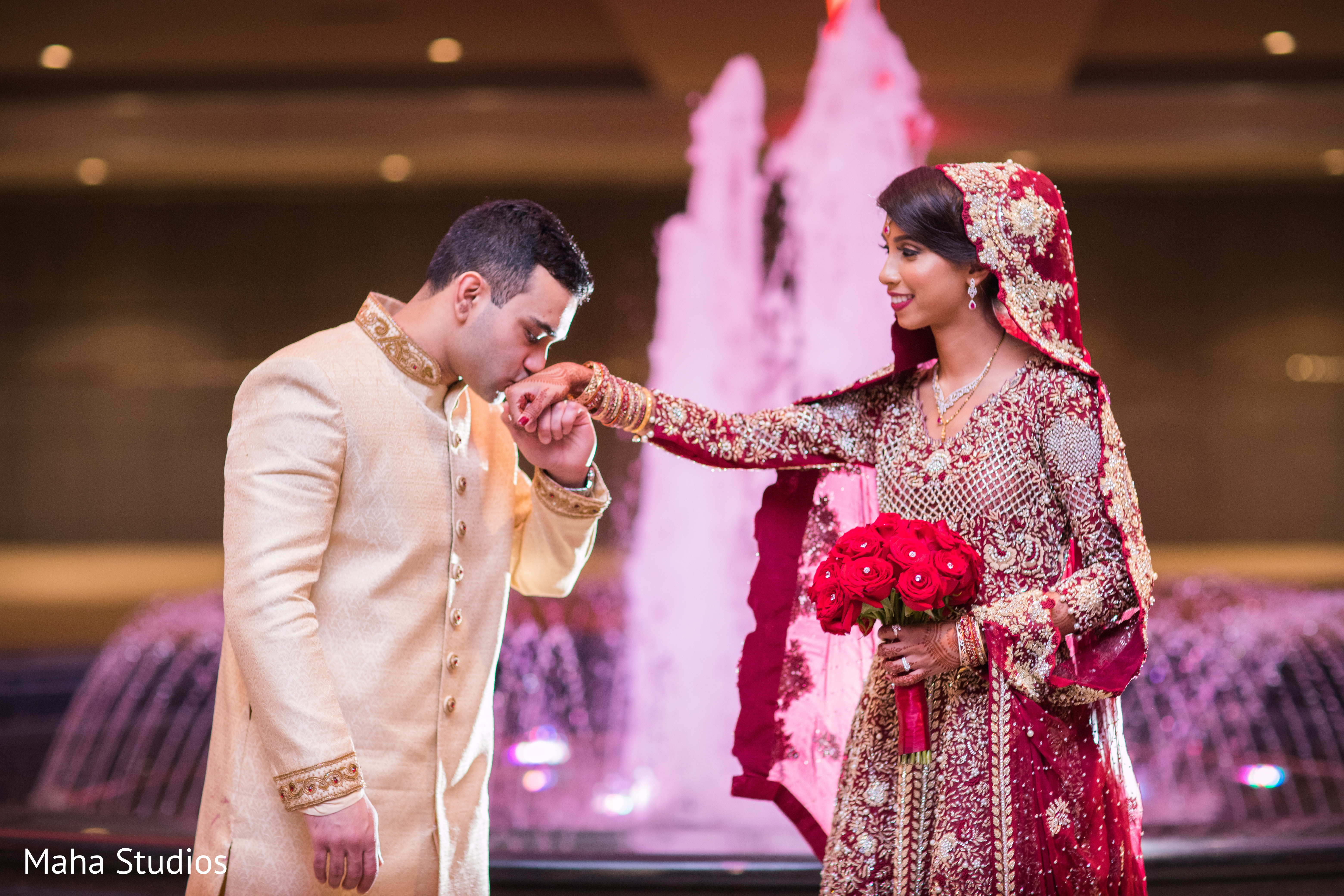 Chicago, IL Indian Wedding by Maha Studios | Post #10090