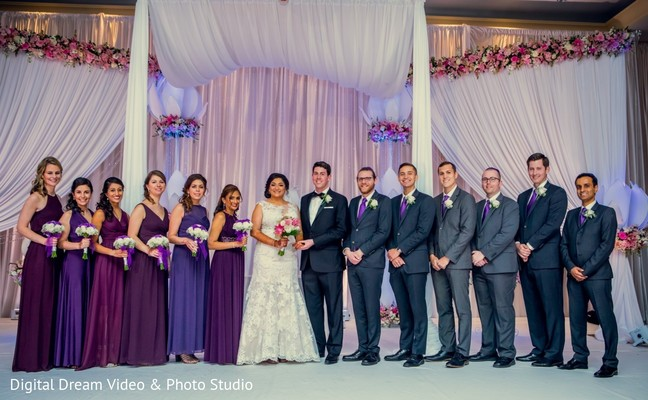 indian wedding,fusion wedding,jewish wedding