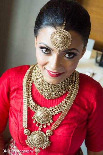 Incredible indian bridal jewelry