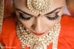 Perfect indian bridal makeup