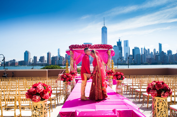 Utterly romantic indian wedding capture