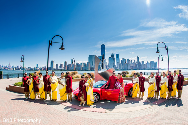 Perfect indian wedding photo session
