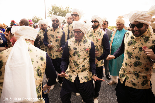 baraat,indian groomsmen,groomsmen fashion,pre- wedding celebrations