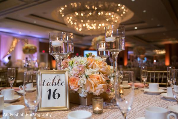 Luxury table decor
