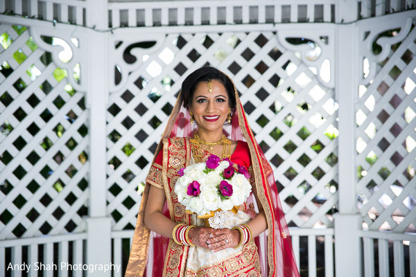 Indian bride breathtaking style