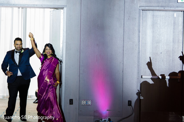 indian wedding reception,indian bride and groom