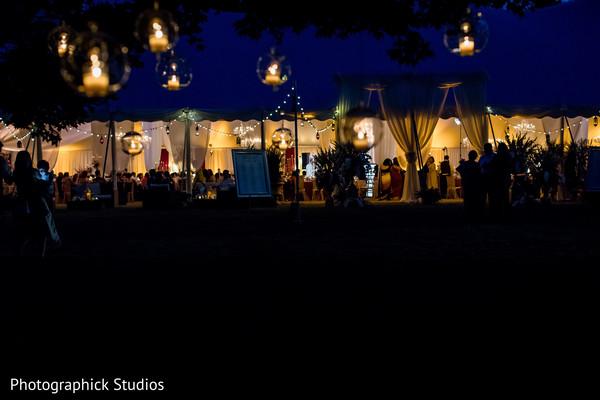 Marvelous indian wedding reception capture