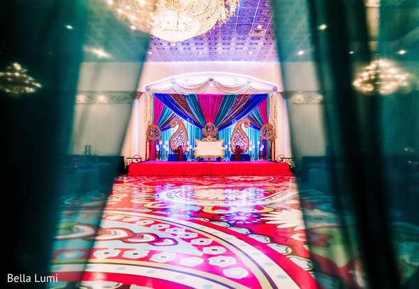 Sangeet night decor