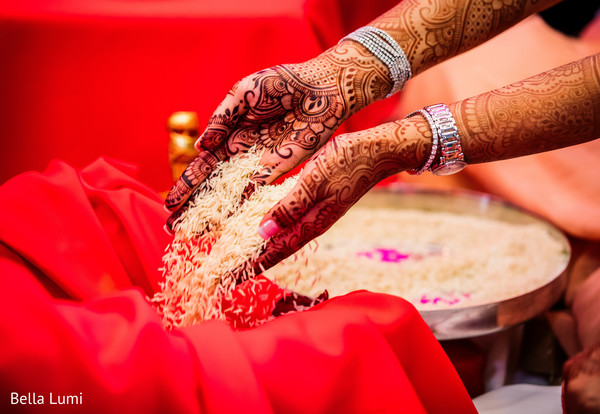 Incredible indian bridal mehndi
