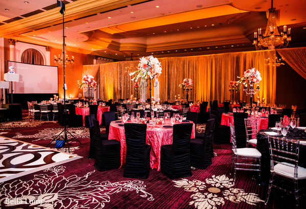 Indian wedding sophisticated decor