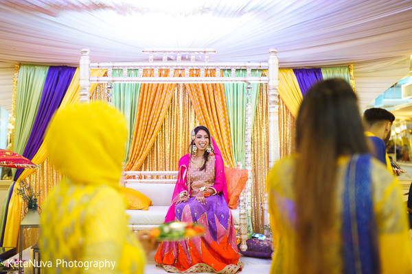 pre-wedding celebrations,indian bride,indian bridal fashion
