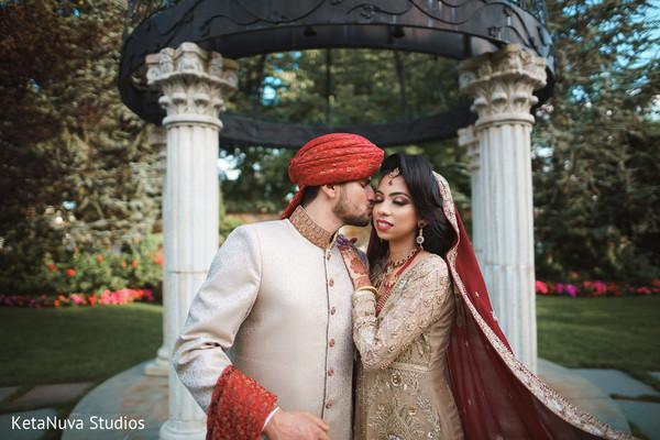 pakistani bride and groom,indian wedding photography