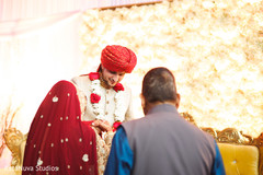 Pakistani Nikkah ceremony.