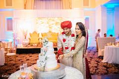 Inspiring Pakistani wedding.