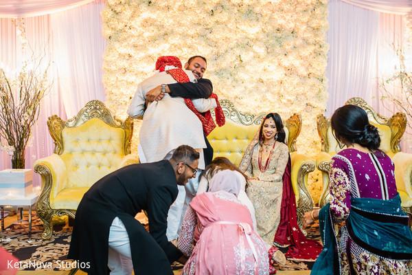 Pakistani loving moments.