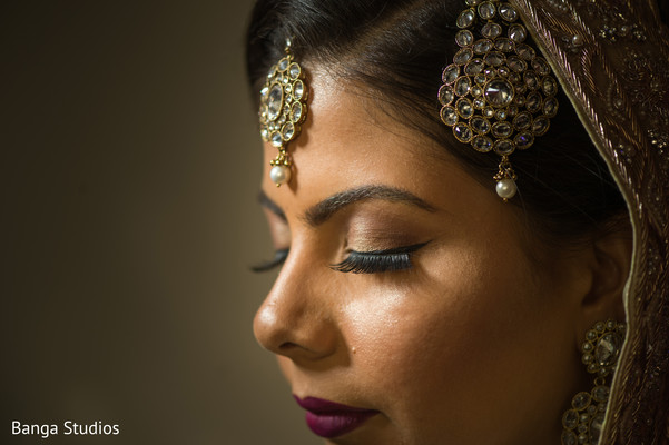 Phenomenal indian bridal makeup