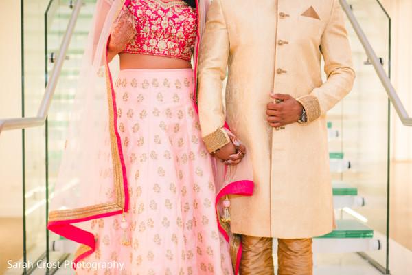 Ravishing indian wedding attire