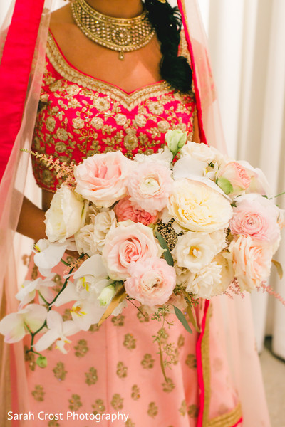 indian wedding gallery,indian bride fashion,indian bridal bouquet