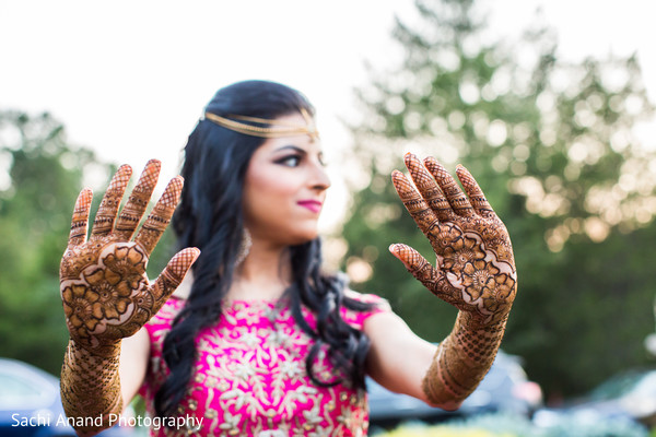 Bridal Mehndi Nj : Perfect indian bridal mehndi art in rockleigh nj wedding by
