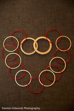 Maharani's bridal bangles