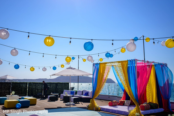 Mehndi Ceremony Mp : Incredible mehndi party decor in puerto vallarta mexico indian