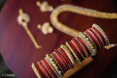 Incredible indian bridal bangles