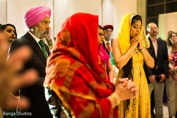 Sangeet ceremony photography