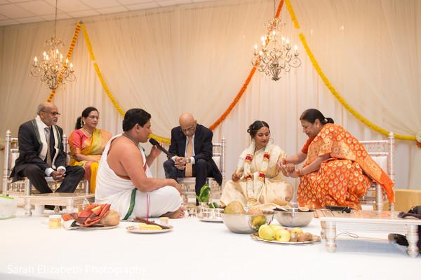 Heavenly Hindu wedding ceremony.