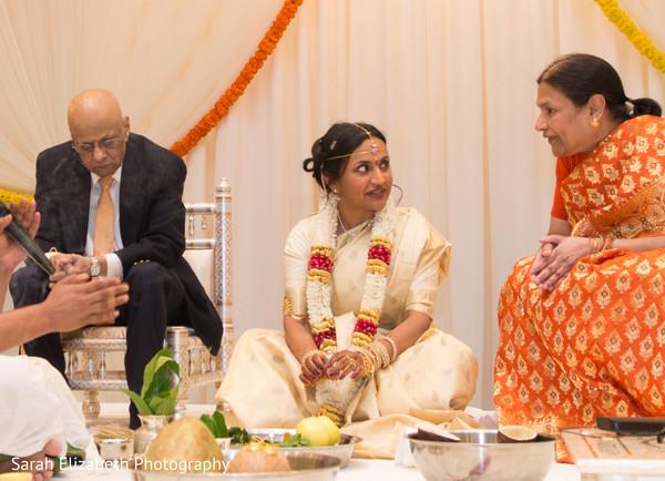 Adorable South Indian  bride.