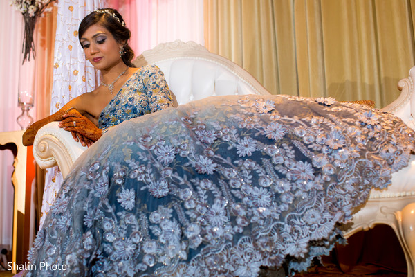 Lovely princess indian wedding dress in Chicago, IL Indian Wedding ...