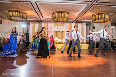 Exciting indian wedding choreography