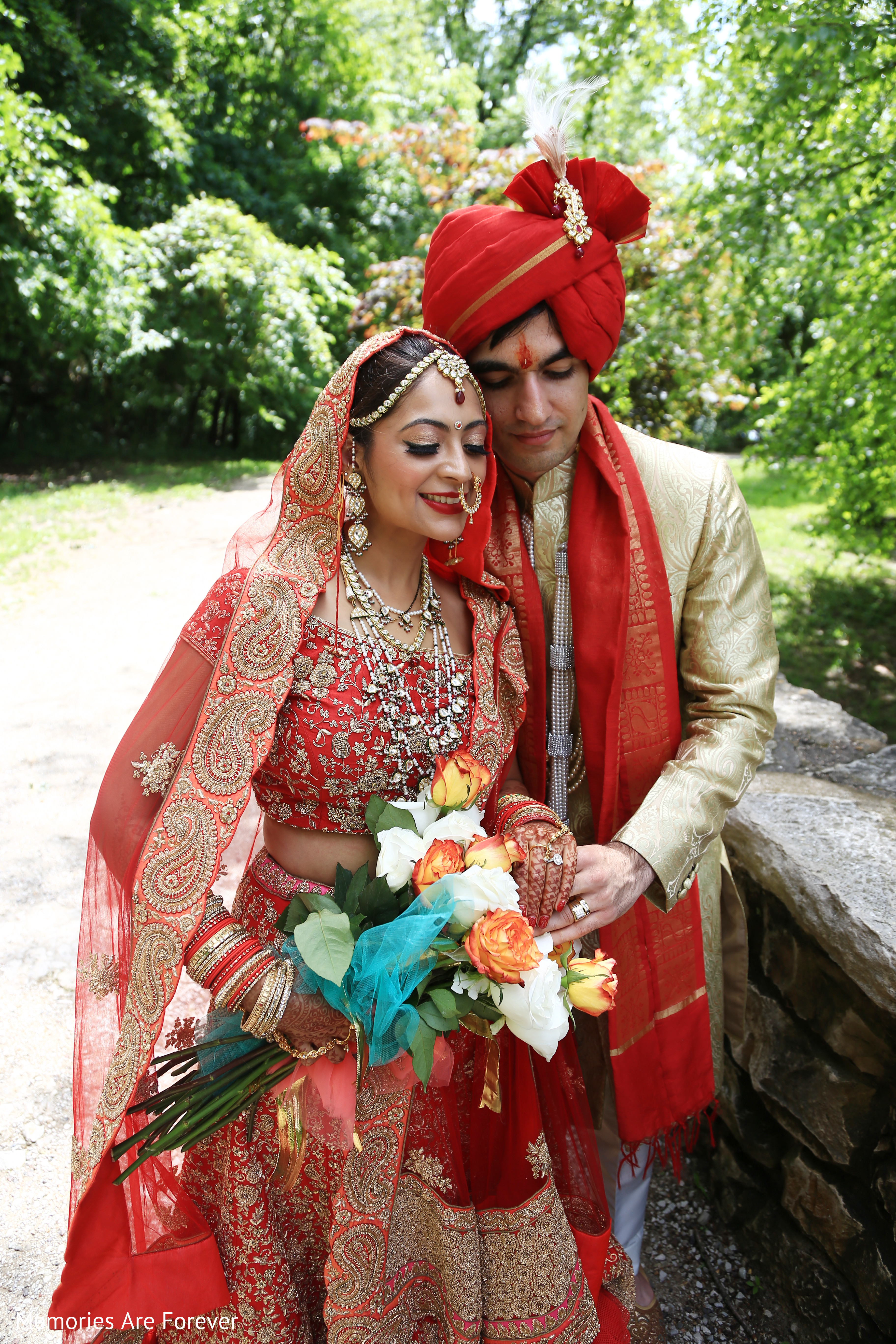 St. Louis, MO Indian Wedding by Memories Are Forever