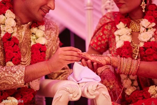 indian wedding,bangles,indian couple