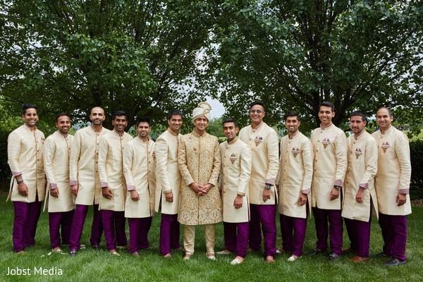 indian groomsmen fashion,indian groomsmen