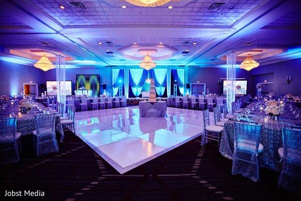 indian wedding,lighting,indian wedding reception decor