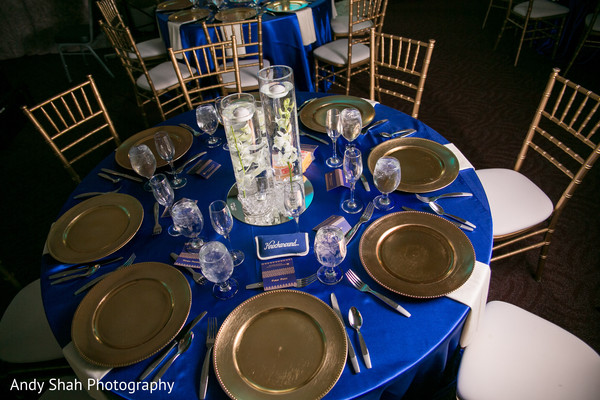 indian wedding reception,table centerpieces,planning and design