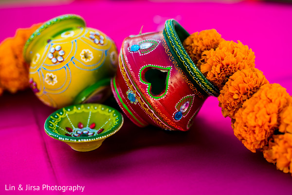 pre- wedding celebrations,garba,floral and decor