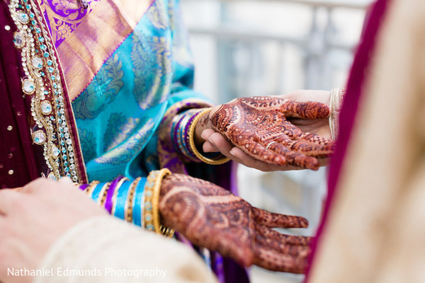 first look photography,indian wedding gallery,indian bride and groom,mehndi art