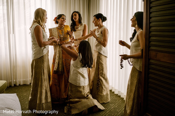 Huntington Beach  Ca Indian Wedding By Matei Horvath