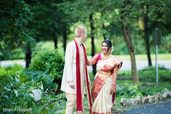 Beautiful indian wedding photo shoot