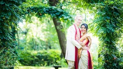 Indian lovebirds joyful moments