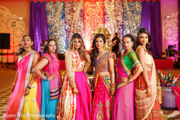 indian wedding gallery,pre- wedding celebrations,sangeet,indian bride