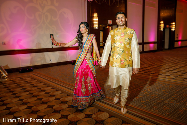 indian wedding gallery,pre- wedding celebrations,sangeet,indian bride and groom