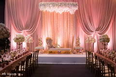 indian wedding stage,indian wedding decor,lighting