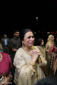 Indian wedding emotional moments