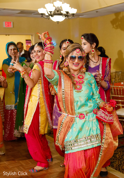 pre- wedding celebrations,dj,sangeet,choreography,indian bride
