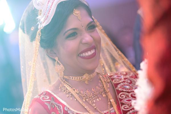 Beautiful bengali bride.